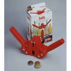 Ръчна машина за затваряне на метални капачки Emily