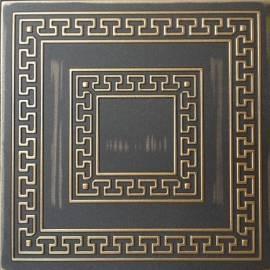 Декоративни XPS пана - ретро 23 злато