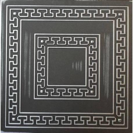 Декоративни XPS пана - ретро 23 сребро