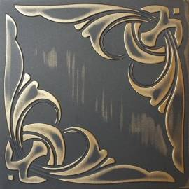 Декоративни XPS пана - ретро 95 злато