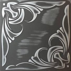 Декоративни XPS пана - ретро 95 сребро