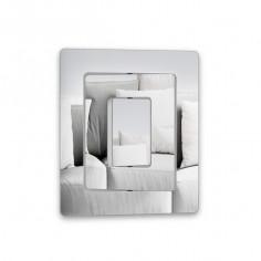 """Огледало за стена от 3 части """"ECHO"""""""