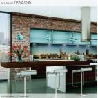 Гланцов принт - термоустойчив гръб за кухня - градове