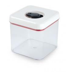 """Imagén: Квадратна кутия за храна с херметическо затваряне """"TWIST & SEAL"""" - 2,48 л."""