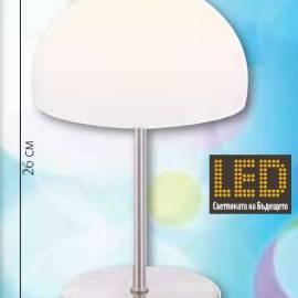 Настолна лампа с touch димер 1LED 5W, 400lm