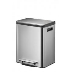 """Кош за отпадъци с педал """"ECOCASA""""  - 30 литра - мат"""