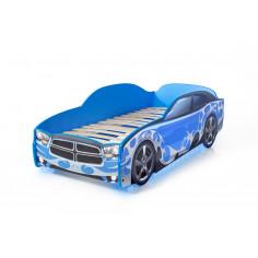 Легло кола DG Light - синьо...