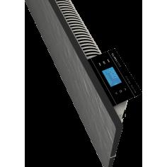 Електрически отоплител с акумулираща функция CLIMASTAR Smart PRO H2000 W, черен релеф