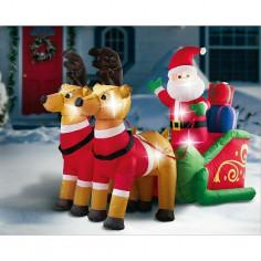 LED надуваем дядо Коледа -...
