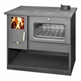 Imagén: Готварска печка Металик  - 9 kw