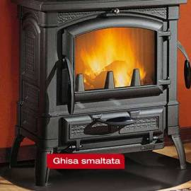Чугунена печка - Isetta Evo