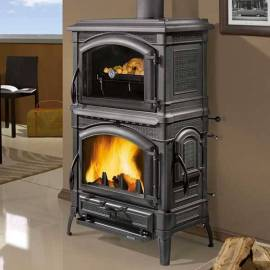 Чугунена печка - Isotta forno