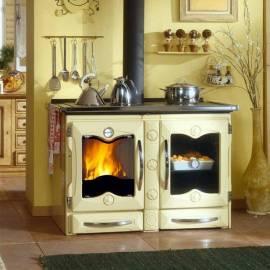 Imagén: Готварска чугунена печка - Америка - 11,6 kW за 333 куб.м