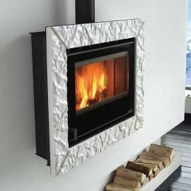 Печка на дърва - Plasma 80:26 - 6 kW - Серия Slim