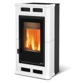 Печка на дърва -  Flo -  8.3 kW - Серия Top Design