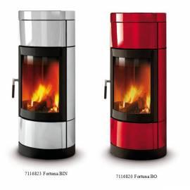 Печка на дърва - Fortuna - 7 kW - Серия Carillon