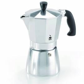 Алуминиева кафеварка Lucino - за 3 кафета, 170 ml