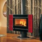 Печка на дърва -  Carillon 16: 9 Ages -  9.4 kW - Серия Carillon