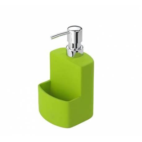 Дозатор за сапун, зелен