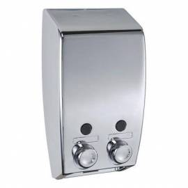 Дозатор за сапун, хромиран, 0.900 л