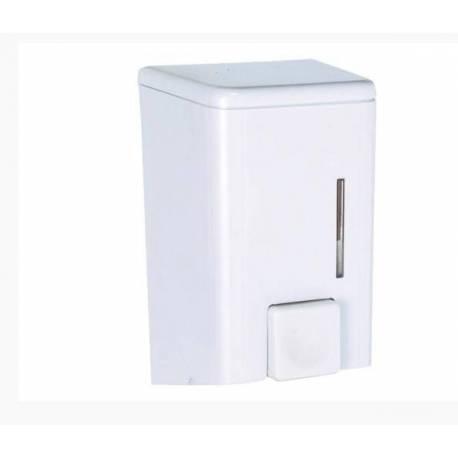 Дозатор за сапун, бял, 0,500 л
