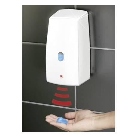 Инфраред дозатор за сапун, бял, 0.650 л