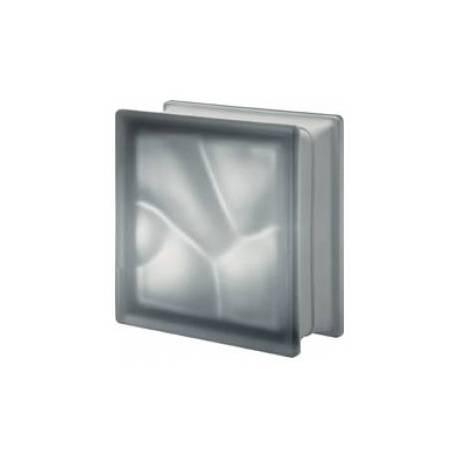 Nordica сатен -стъклени тухли -19 x 19 x 8 (см)