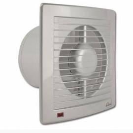 Вентилатор за баня Air Circle, 150 мм, неръждаема стомана