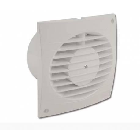Вентилатор за баня Air Circle,100 мм, бял, с таймер