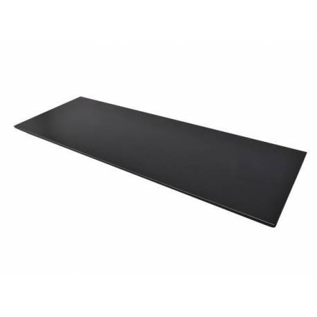 Рафт - черен - 60x20x2 см