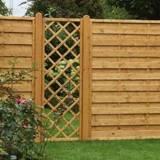 Дървени и метални огради