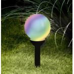 LED с RGB - сменящи се цветове и цветни
