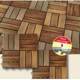 Дървени плочки - с клик система