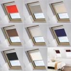 Покривни прозорци - естествено дърво и PVC