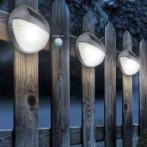 Соларни лампи за фасада
