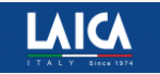Laica, Италия