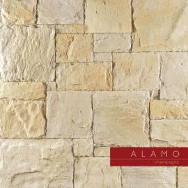 Alamo Champagne - декоративен облицовъчен камък